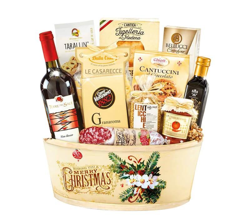Italienisches Genießer Geschenkset \