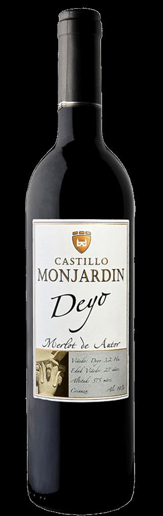 Castillo de Monjardin Deyo Merlot de Autor Flasche