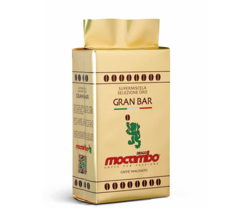 Mocambo Gran Bar Espresso Gemahlen 250g