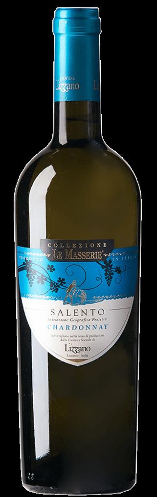 Lizzano Chardonnay Salento Flasche