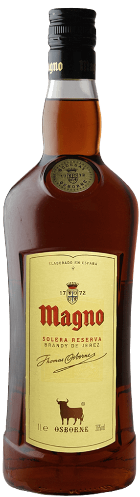 Brandy Magno Reserva