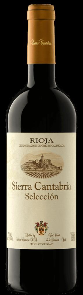 Sierra Cantabria Selección Flasche