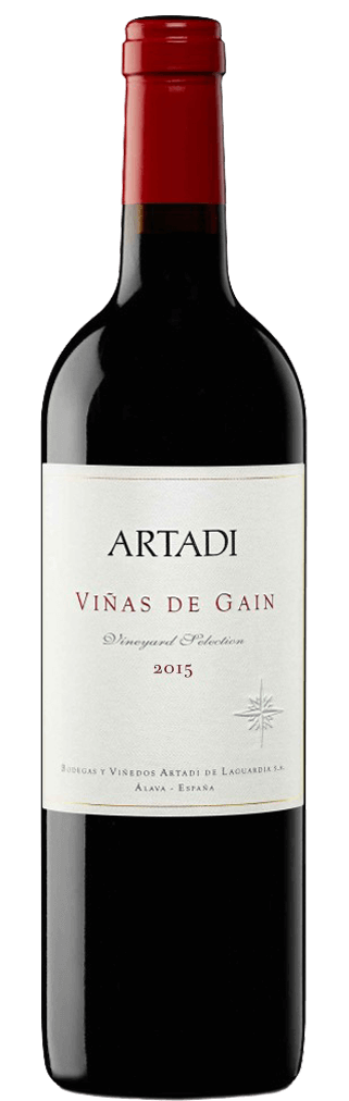 Artadi Viñas de Gain 2015