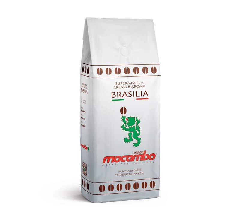 Mocambo Brasilia Espresso Bohnen 1kg