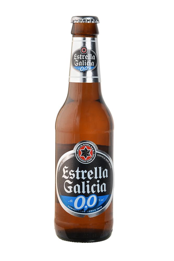 Estrella Galicia alkoholfrei