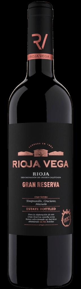 Rioja Vega Gran Reserva 2009