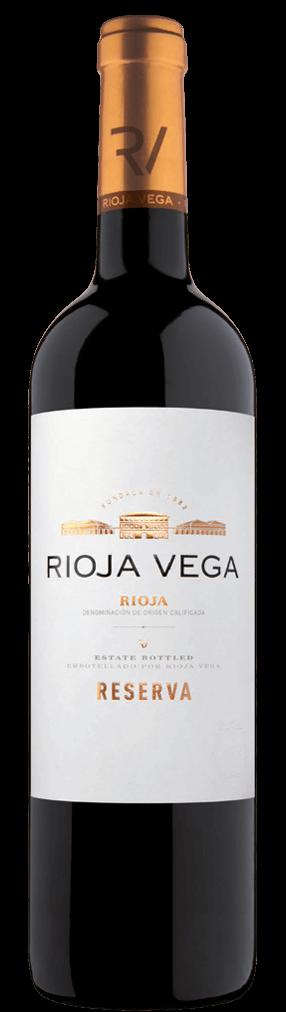 Rioja Vega Reserva 2012 Flasche