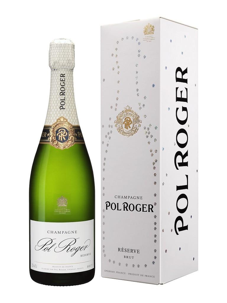 Champagner Pol Roger Brut Reserva 0,75L