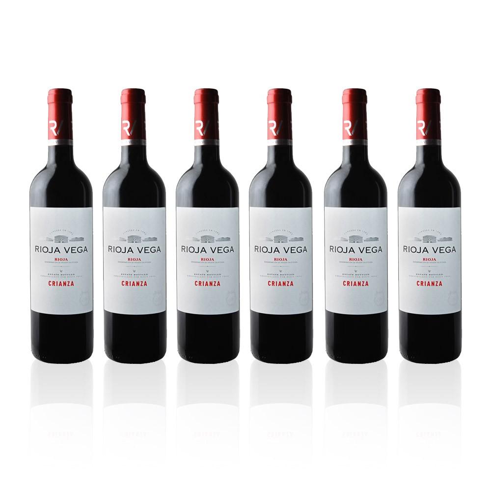 Rioja Vega Crianza 6 Flaschen
