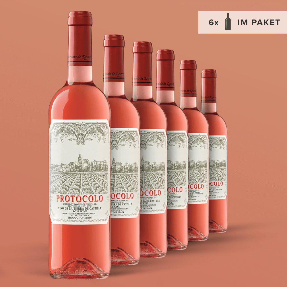 Protocolo Rosé Sparpaket