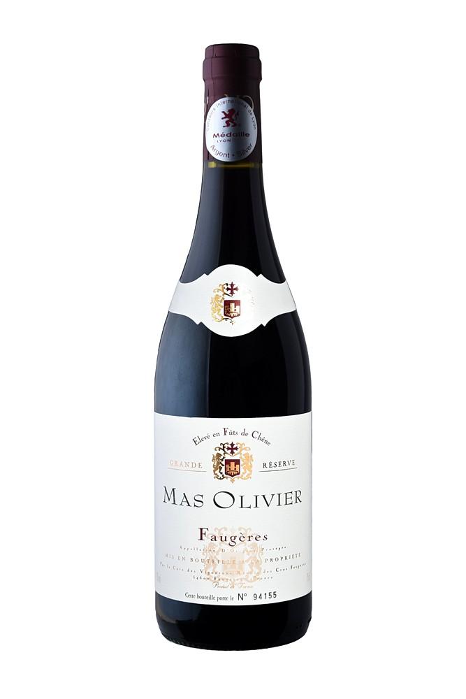 Mas Olivier Rouge