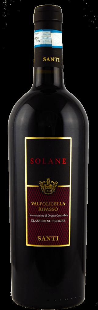 Solane Valpolicella Classico Superiore Ripasso Flasche