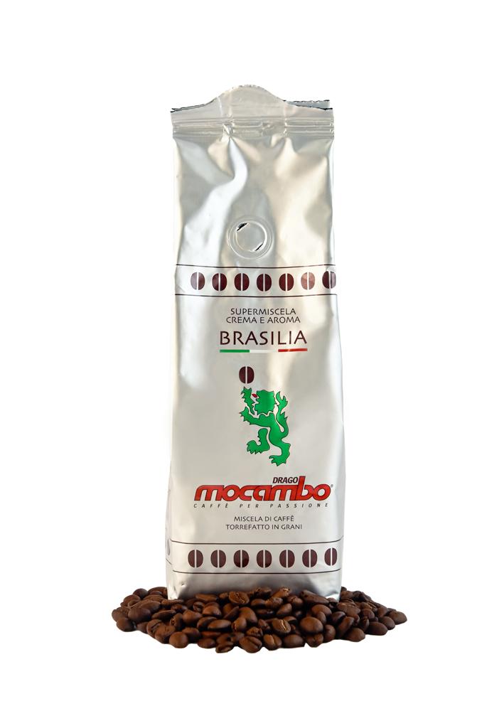 Mocambo Brasilia Espresso Bohnen