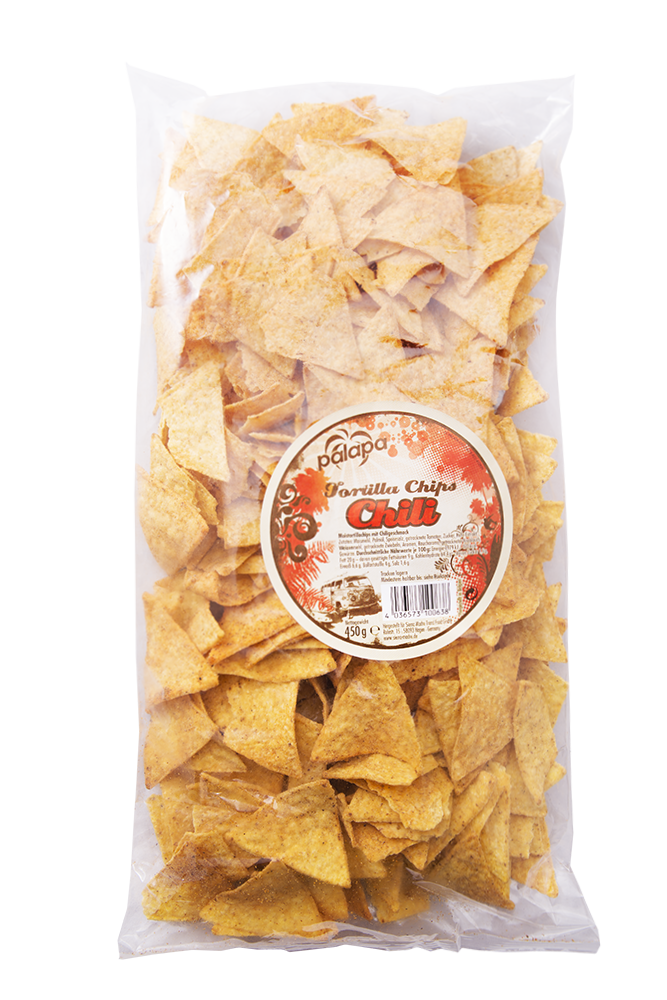 Tortilla Chips Chili
