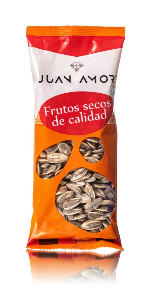 Geröstete Sonnenblumenkerne Juan Amor 100g