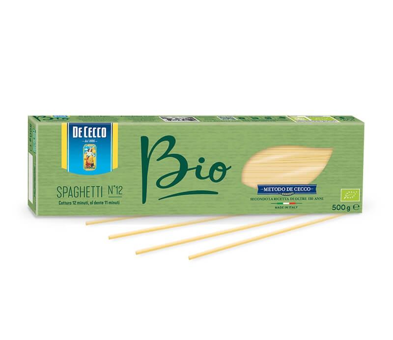 Bio Spaghetti Nr. 12