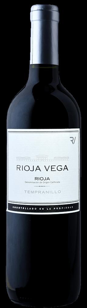 Rioja Vega Tempranillo Flasche