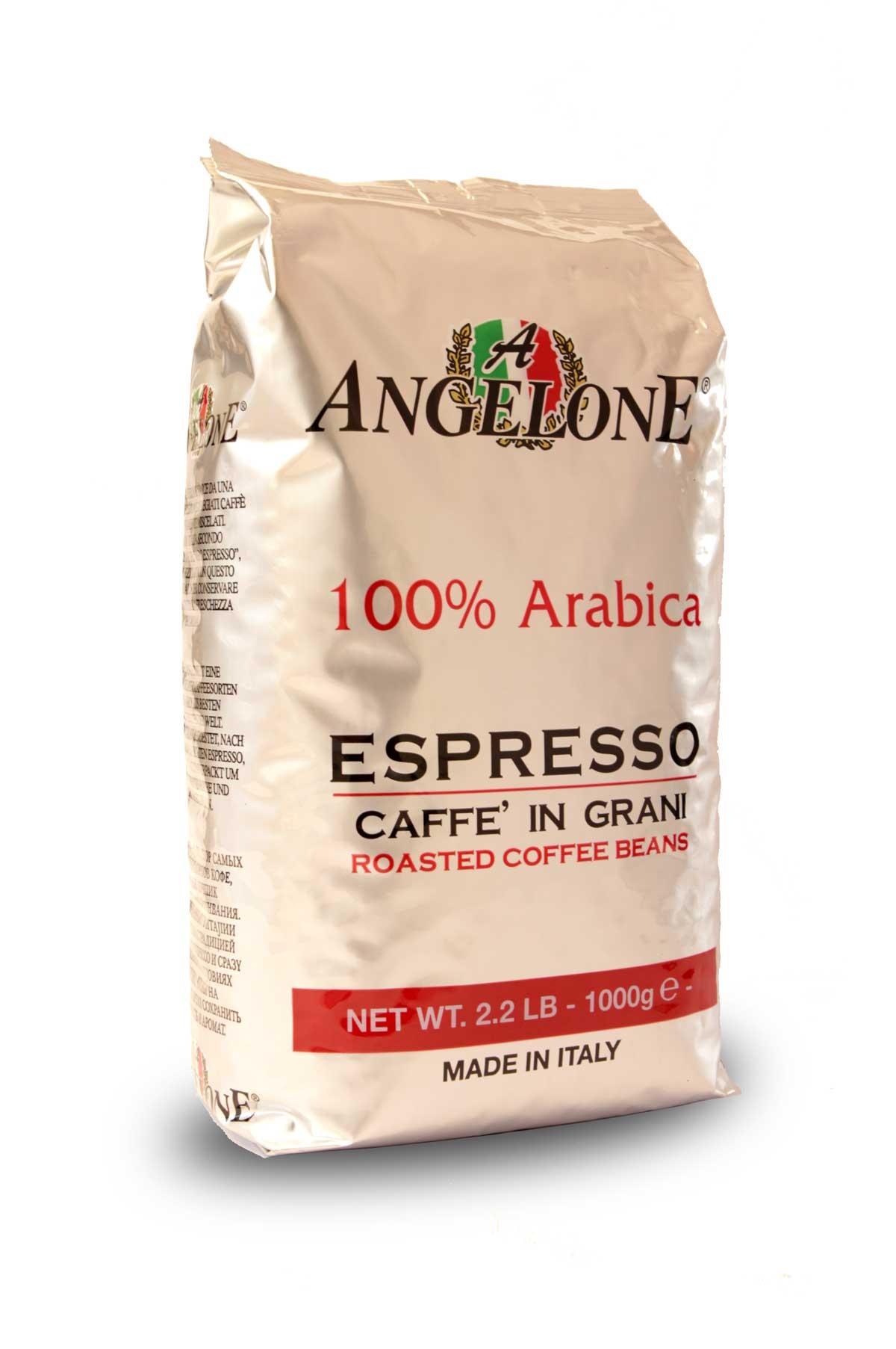 Angelone Espresso Arabica Bohnen online kaufen bei Mitte Meer
