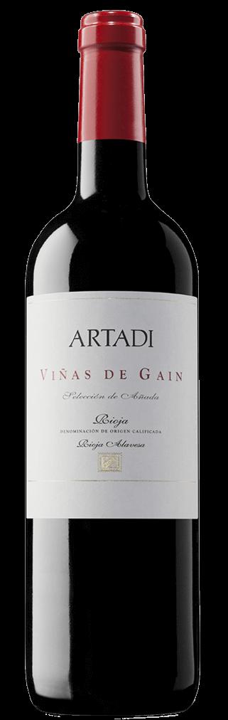 Artadi Viñas de Gain 2014 Flasche