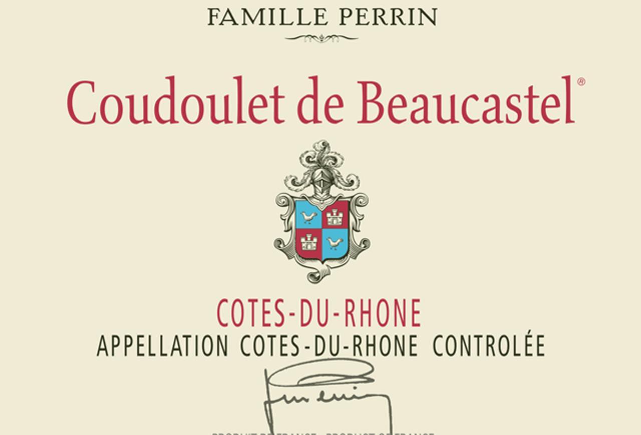 Coudoulet de Beaucastel