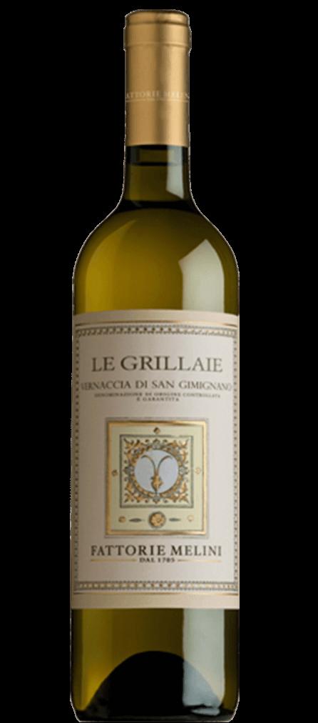 Fattorie Melini Le Grillaie Vernaccia di San Gimignano Flasche