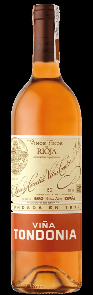 Viña Tondonia Rose Gran Reserva Flasche