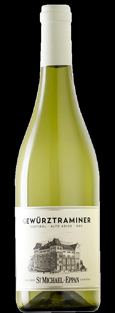 St. Michael E. Südtiroler Gewürztraminer Flasche
