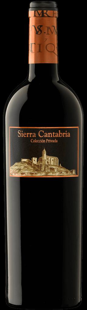 Sierra Cantabria Colección Privada Flasche
