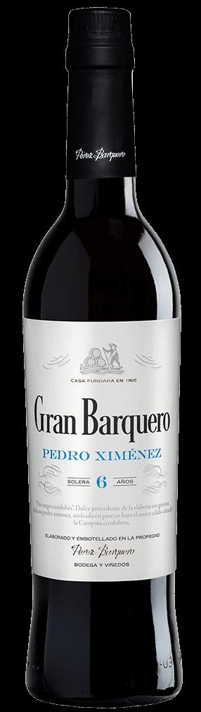 Gran Barquero Pedro Ximenez 0,5 Liter