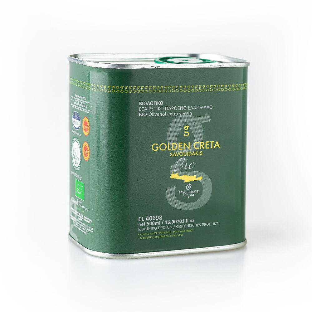 Natives Olivenöl Extra Vergin 0,5 l Dose BIO