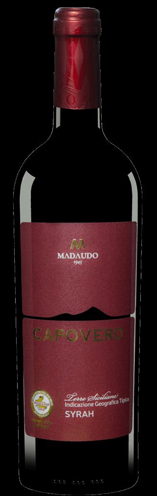 Madaudo Terre Siciliane Capovero Syrah Flasche