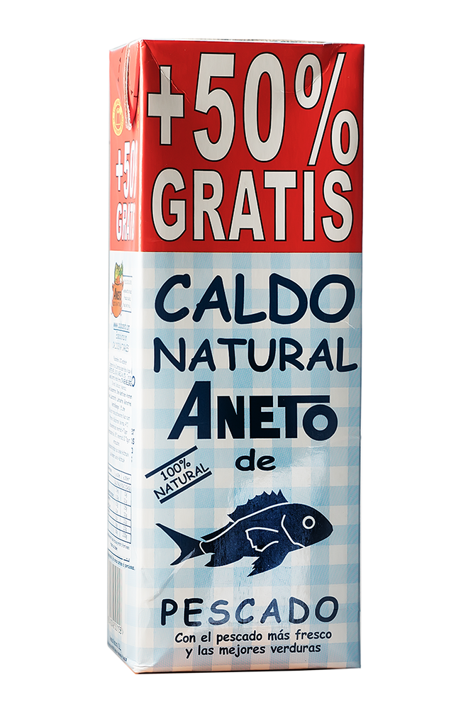 Caldo de Pescado Fischbrühe 1,5 L