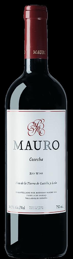 Mauro 2015 Flasche