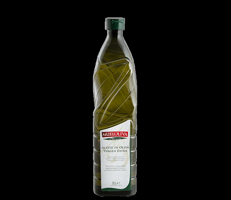 Mueloliva Olivenöl Extra Virgen PET Flasche