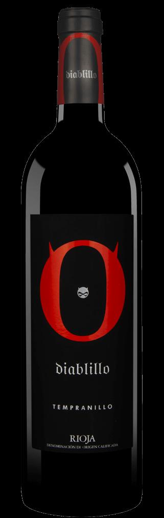 Diablillo Tempranillo Flasche