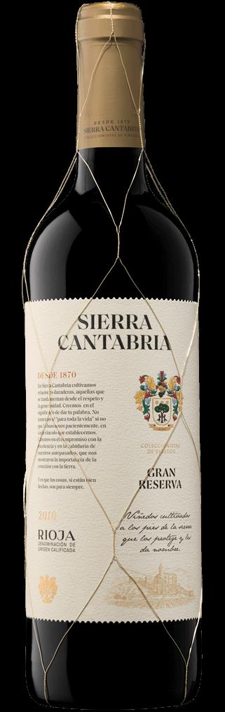 Sierra Caantabria Gran Reserva Flasche