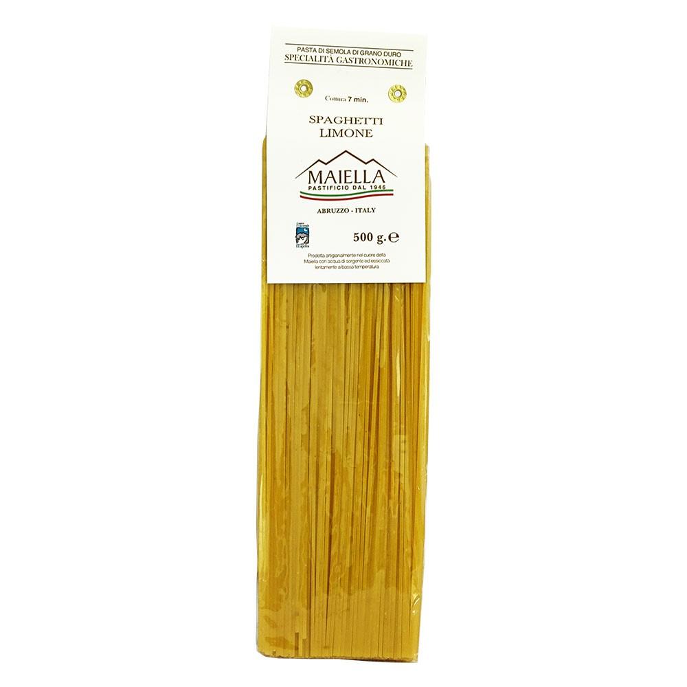 Maiella Spaghetti mit Zitrone 500g