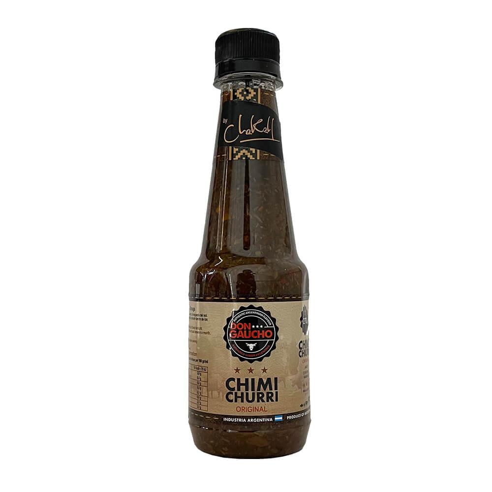 Argentinische Chimichurri Sauce