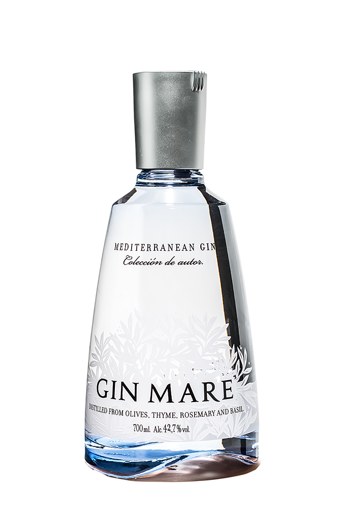 Gin Mare 700 ml 42,7 % vol.