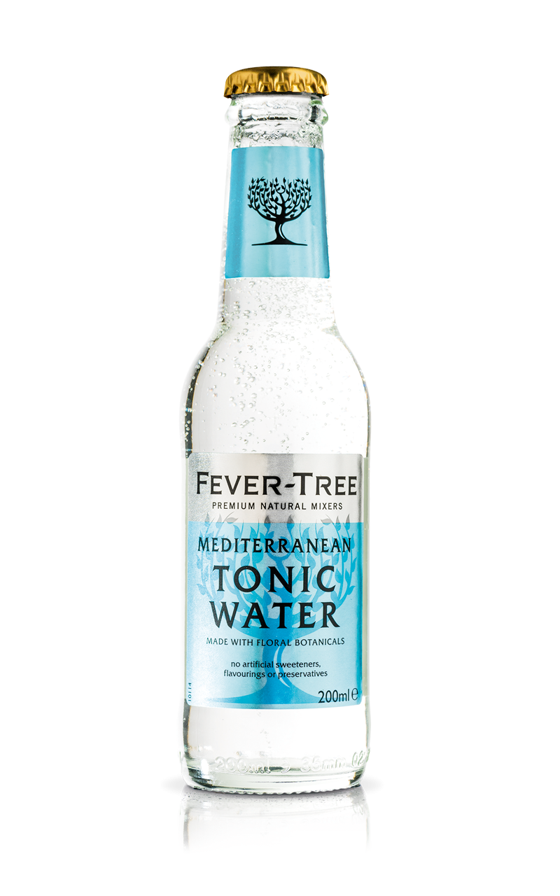 Fever Tree Mediterranean Tonic Water - 200 ml