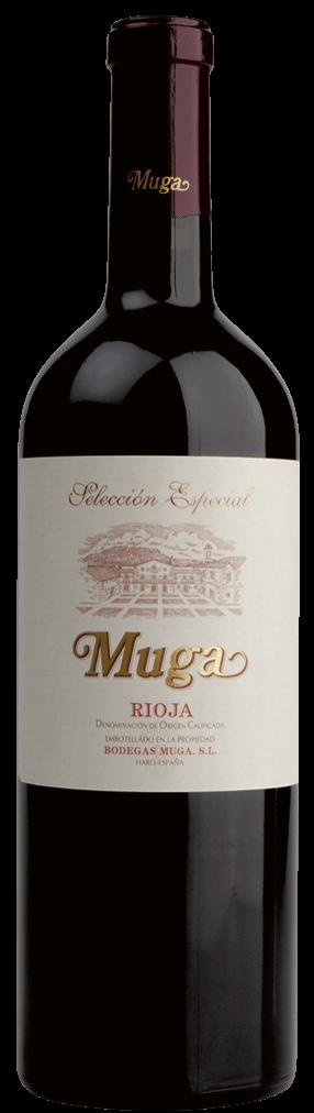Muga Reserva Seleccion Especial 2011 Flasche
