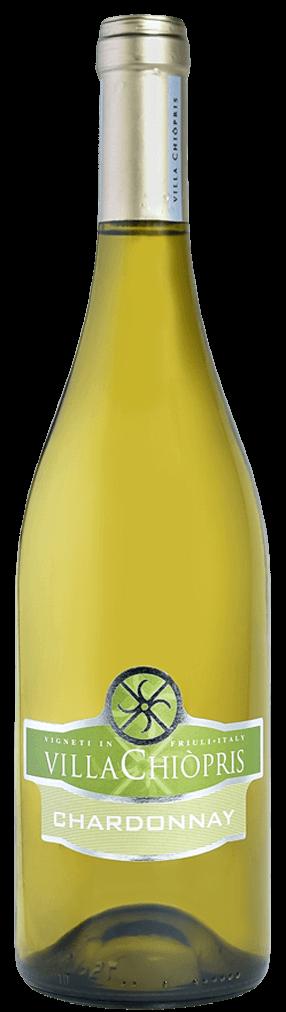 Villa Chiopris Chardonnay Bianco Flasche