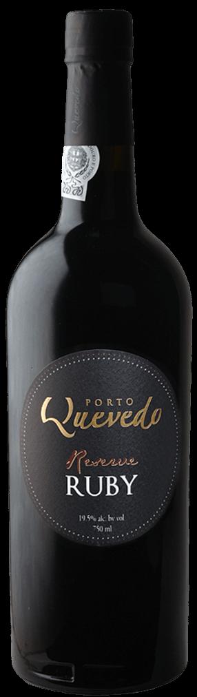 Porto Quevedo Reserve Ruby Flasche
