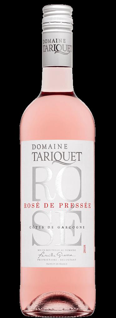 Domaine du Tariquet Côtes De Gascogne Rosé De Pressée Flasche