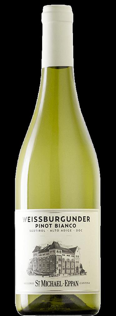 St. Michael E. Südtiroler / Weißburgunder Pinot Bianco Flasche