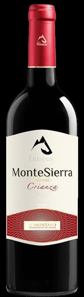 Bodega Pirineos Montesierra Selección Crianza Flasche