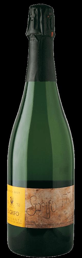 El Grifo Cava Malvasia Brut Flasche