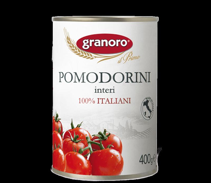 Hügeltomaten Pomodorini