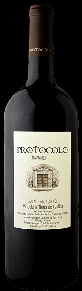 Protocolo Tempranillo Magnun Flasche