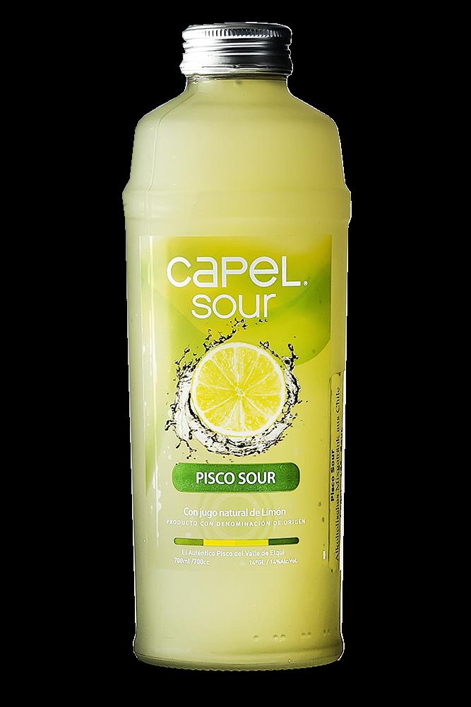 Pisco Sour Capel 0,7L 14°